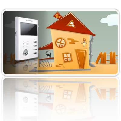 Домофон по частному дому